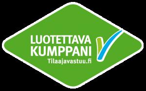 Luotettava-logo