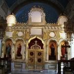 Tampereen ortodoksisen kirkon sisä- ja ulkopuoliset kultaukset