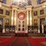 Kotkan ortodoksinen kirkko, ikonostaasi ja ulkoristit